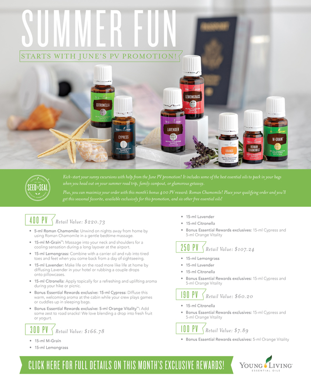 YLEO -June Product Promotions 2018