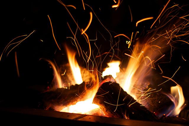Fall Global Vigil Fire