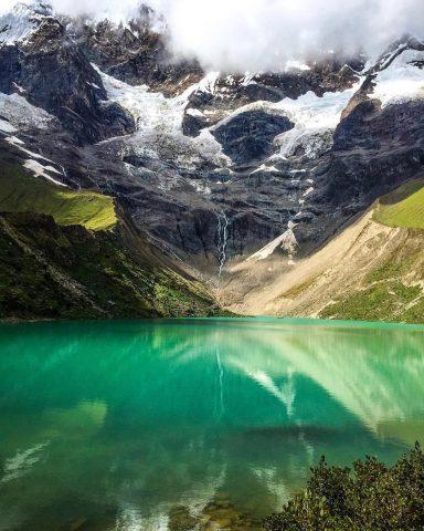 Salcanty Glacier