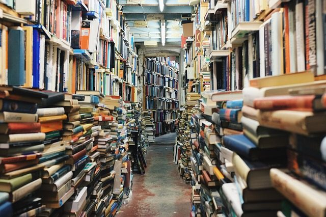 used book exchange