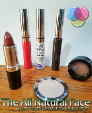 all natural face makeup