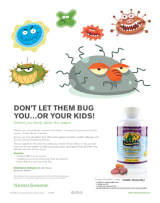 Elderberry Immune Flyer