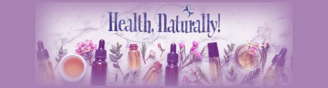 Health Naturally header